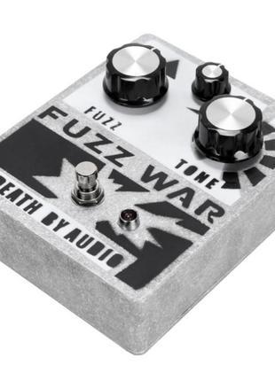 Death by Audio Fuzz War - гитарный эффект (Педаль)