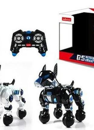 Интерактивная Робот-собака Доберман Rastar 77960
