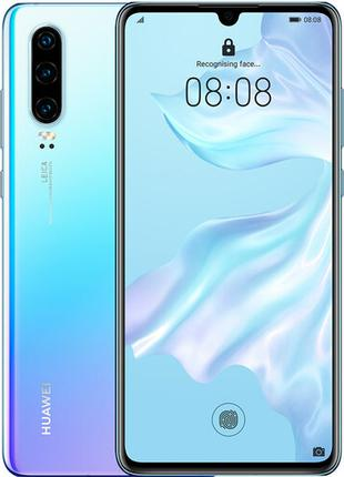 Смартфон HUAWEI P30 6/128GB Breathing сrystal