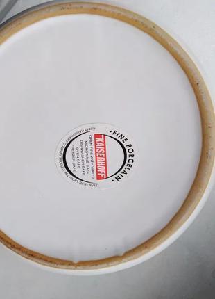 Кастрюля керамическая Kaiserhoff KH08 1,8л с крышкой