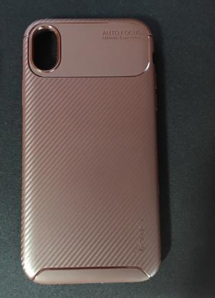 Фирменный чехол для iphone XR