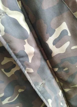 Куртка мужская камуфляж