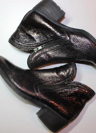 Nelson голландия оригинал натуральная кожа ботинки