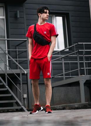 Летний комплект Adidas Runner