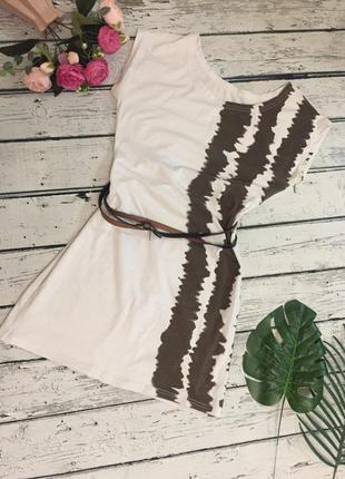Платье сарафан с поясом в стиле victoria's secret
