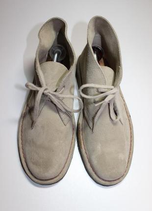 Дезерты дезерти ботинки черевики замшеві оригинал