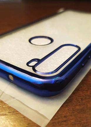 Прозрачный Ультратонкий чехол для Xiaomi Redmi Note 8!
