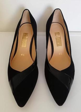 Туфли gabor, размер 37 (европейский 4,5)