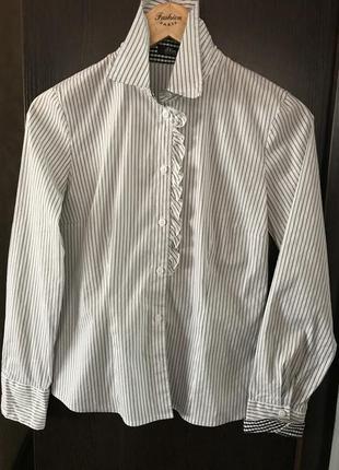 Рубашка в полоску s oliver