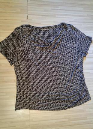 «розвантажуюсь» легая блузка- футболка