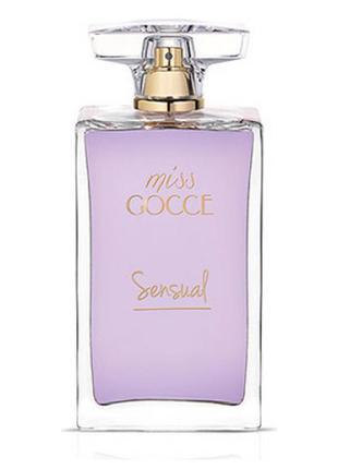 Morris miss gocce sensual италия оригинал 100мл.