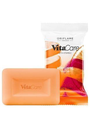 Мыло vitacare «бодрящий апельсин»