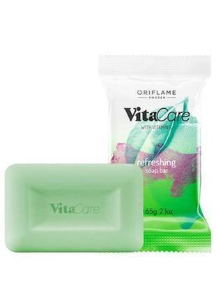 Мыло vitacare «сочный лайм и имбирь»