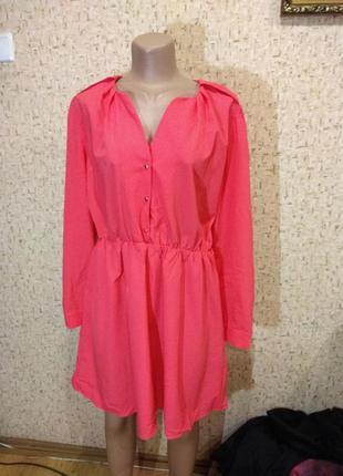 Шикарное платье 52 размер