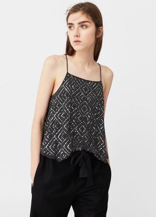Шикарная блуза 48 размер