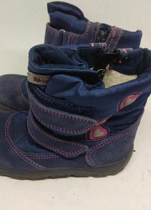 Термо ботинки 25 размер