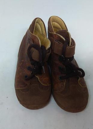 Деми ботинки 24 размер