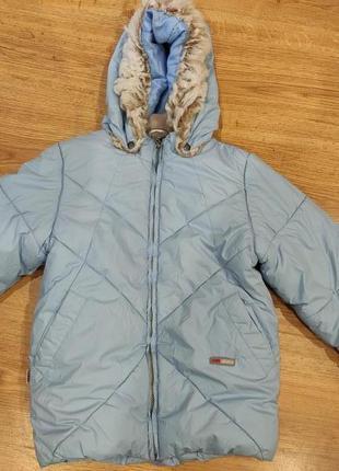Термо куртка 116-122 размер