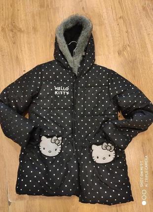 Деми куртка 152- 158 размер