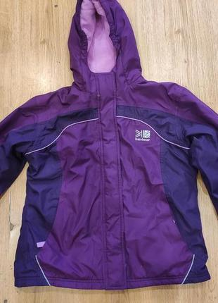 Деми куртка 146-152 размер