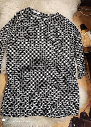 Стильное платье 52 размер