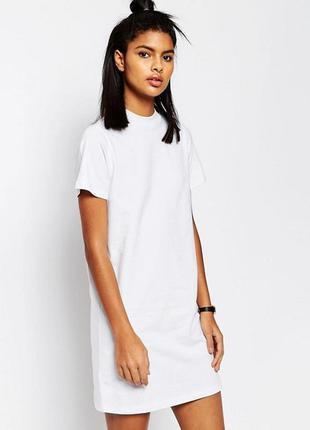 Платье футболка 46 размер