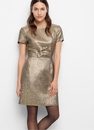 Золотое платье 50 размер