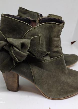 Деми ботинки 39 размер