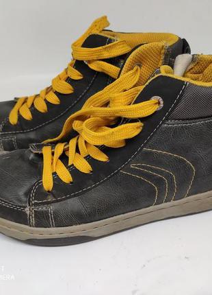 Деми ботинки 35 размер