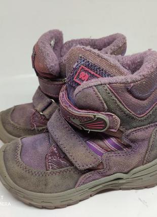 Термо ботинки 26 размер