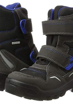 Термо ботинки lurchi 38 размер