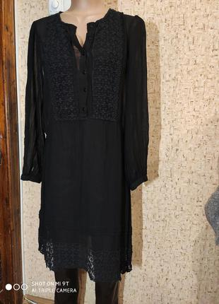 Шкарное платье 52 размер