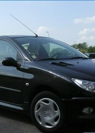 Разборка Peugeot 206 SS Запчасти б/у, новые Пежо 206 Ремонт СТО