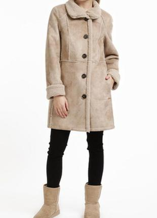 Стильное пальто 48-50 размер
