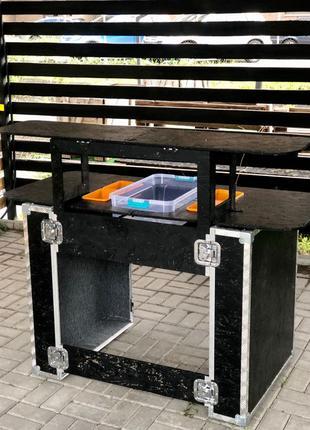 Барная, мобильная стойка | Портативный бар