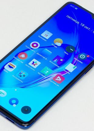 Оригинальный дисплей AMOLED в рамке для Realme X2 Pro Blue