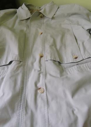 Продаю куртку-вітровку светло-бирюзовий цвет бу