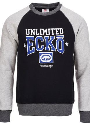 Мужская толстовка ECKO Размер S 48-50 Оригинал EAN 5015017899085