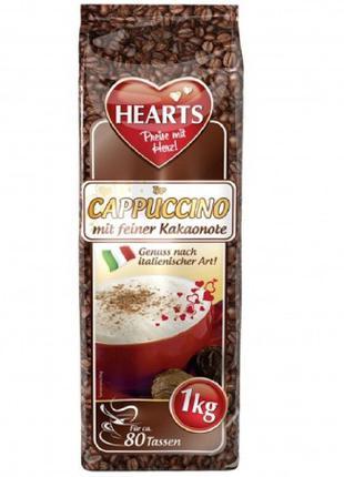 Капучино Hearts Kakaonote шоколадный 1кг