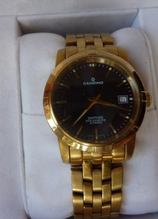 Candino с 2091 -3 Automatic швейцарские механические часы