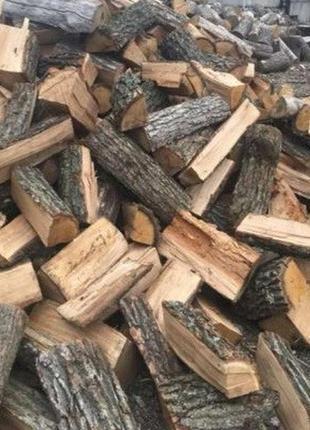 Продам дрова колоті, рубані доставка Луцьк Волинська область