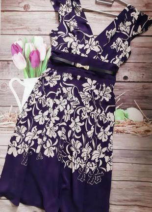 Мега лёгкое платье миди
