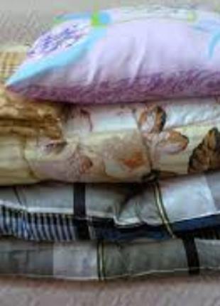 Комплект постельного белья матрац, подушка, одеяло 190*80