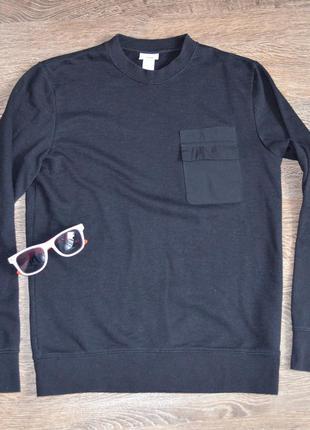 Стильный свитшот базовая классическая модель h&m ®