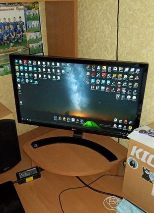 Продам Игровой компьютер и монитор (комплект)