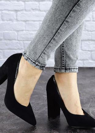 Туфли женские каблук Ginger
