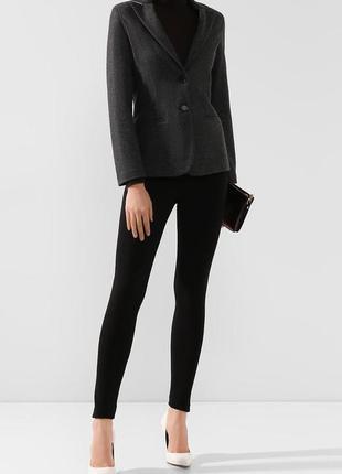 Amaranto matalan темно-серый классический пиджак жакет, р.8, s-ка