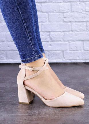 Туфли женские Nelly