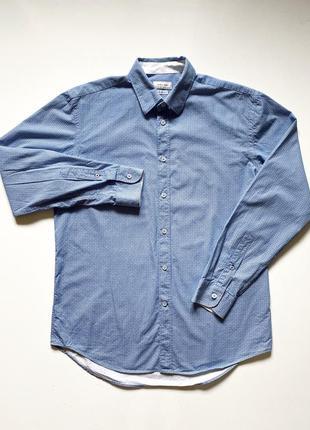 Мужская рубашка zara