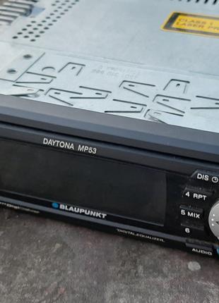 Автомагнітола blaupunkt Daytona MP53
